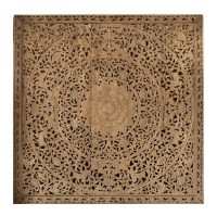 Large Grand Carved Wooden Wall Art or Ceiling Panel - Siam ...