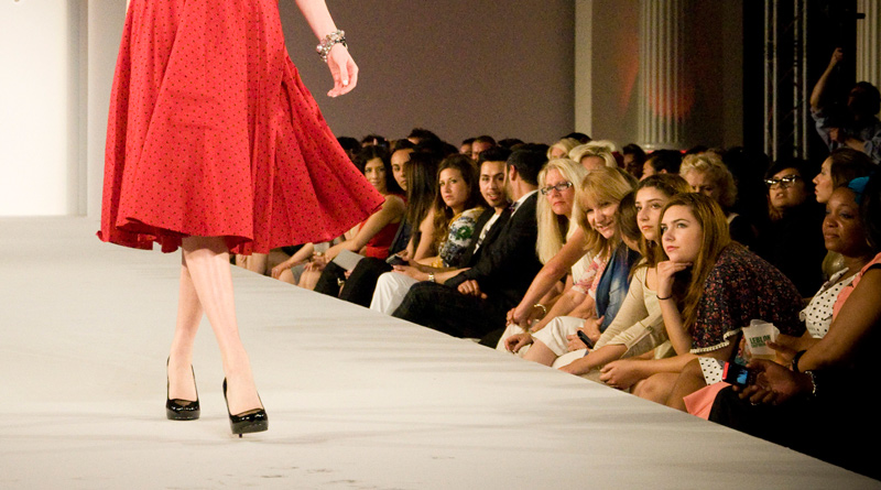 Fashion show - photo by Henry Jose on Flickr