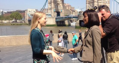 Sian speaks to ITV