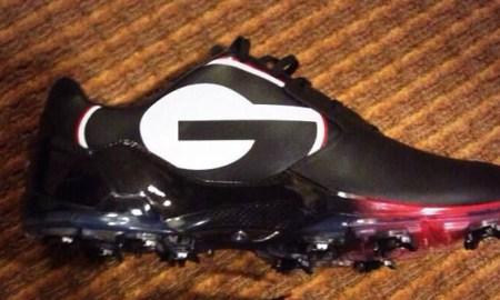 UGA Golf Shoes