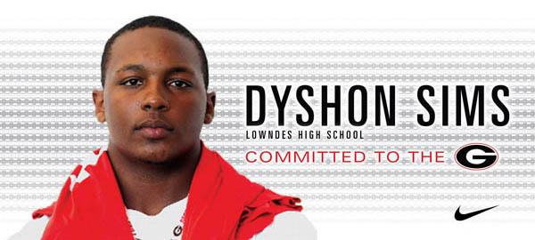 Dyshon Sims