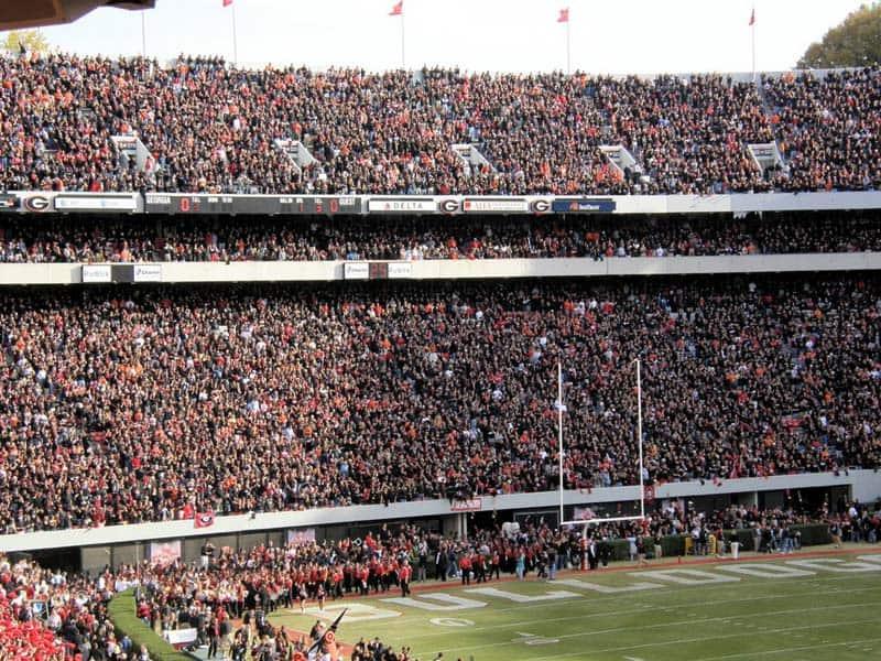Georgia vs. Auburn 2007