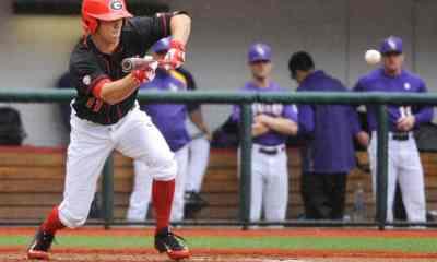UGA-LSU Baseball 2015
