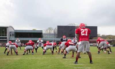 UGA Football Practice