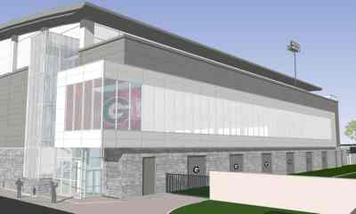 UGA Indoor Athletic Facility