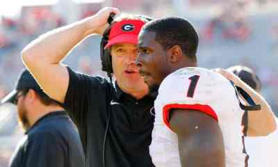 Kirby Smart & Sony Michel