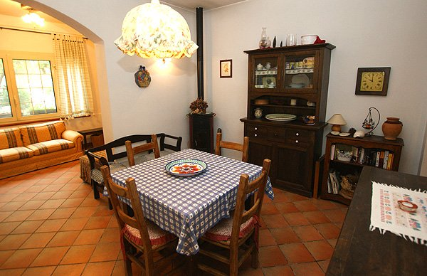 Villa Marilu Holiday home at the sea in Syracuse - Sicilia-Feriende - esszimmer 43