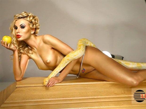 Nude Coffin Polish Calendar 4