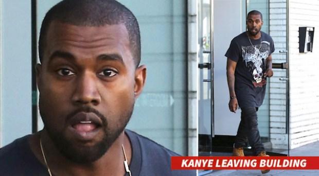 Kanye West Beats Up 18 Year Old