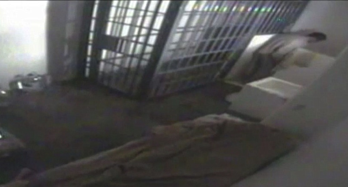 el chapo guzman escape video