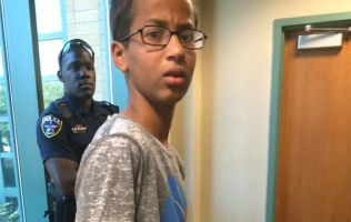 Ahmed Mohamed Arrested At Texas School