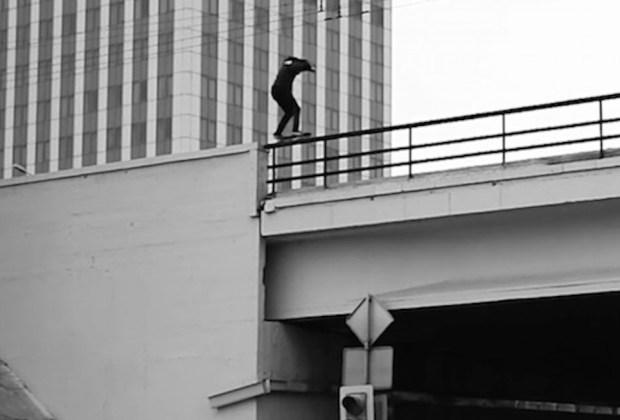 Russian Skater Insane