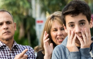 Teenagers Awkward Conversations Parents