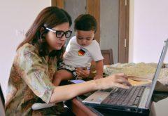 Working From Home Amna Niazi