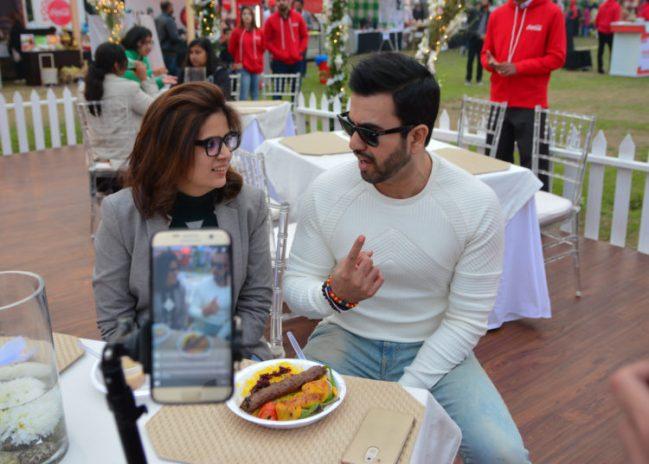 Junaid Khan Amna Niazi
