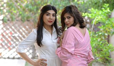 sadaf zarrar & Amna niazi