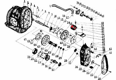 cj 750 wiring diagram