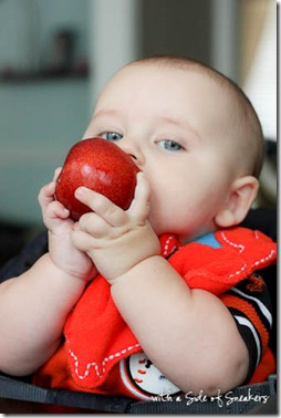 starting solids with food allergies