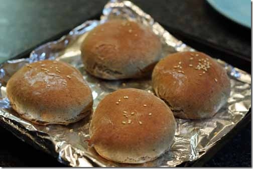 homemade rolls