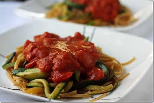 whole wheat pasta recipes