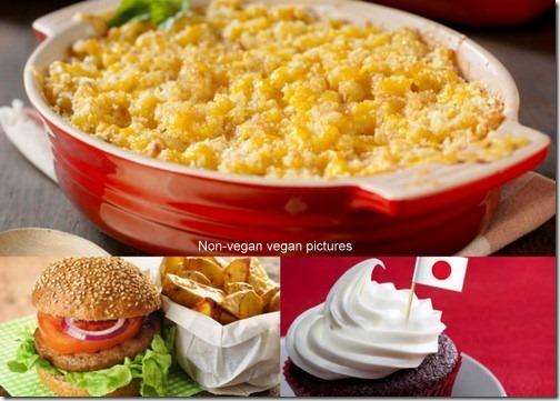non vegan vegan photos