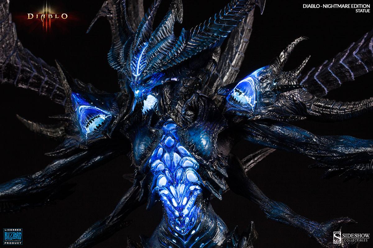 Diablo Wallpaper Hd Diablo Iii Diablo Nightmare Edition Statue By Sideshow