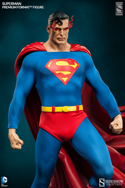 Dc Comics Power Girl Wallpaper Dc Comics Superman Premium Format Figure By Sideshow