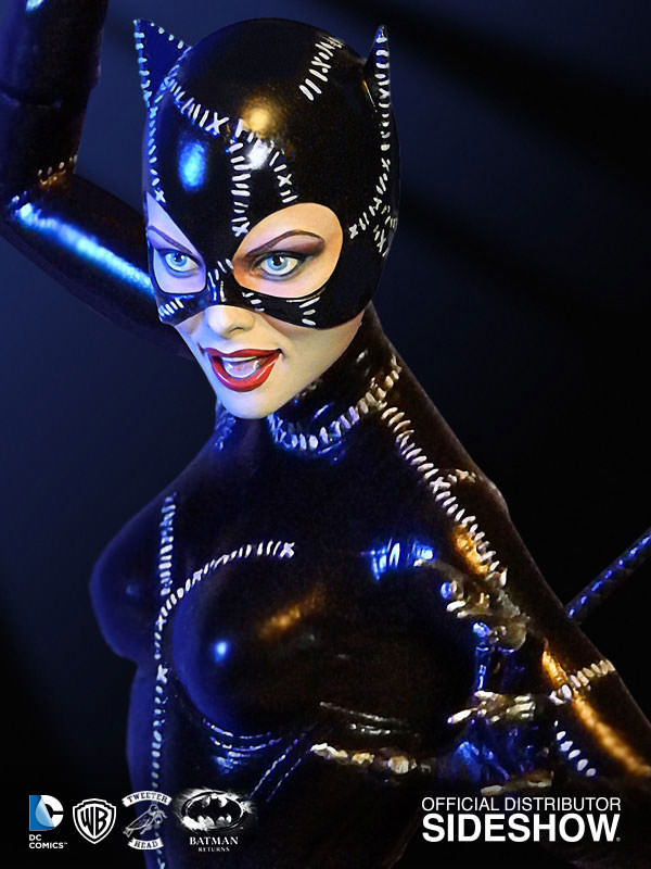 Animated Penguin Wallpaper Dc Comics Catwoman Maquette By Tweeterhead Sideshow