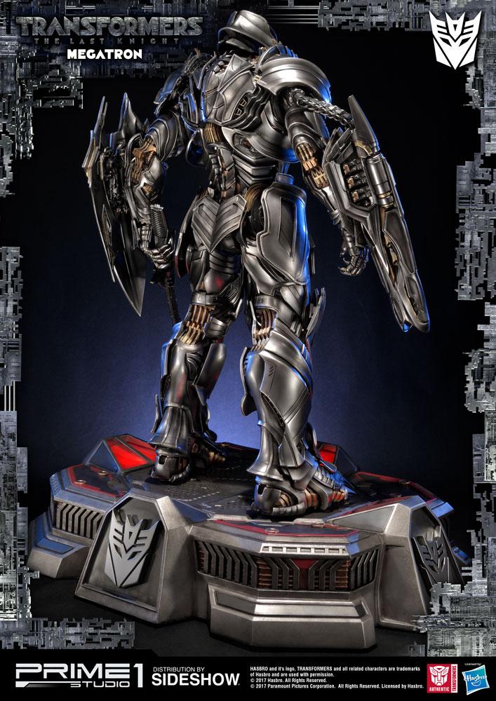 Lg Optimus 3d Wallpaper Transformers Megatron Statue By Prime 1 Studio Sideshow
