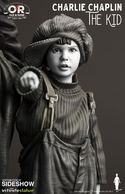 Charlie Chaplin Charlie Chaplin The Kid Statue by Infinite S | Sideshow Collectibles