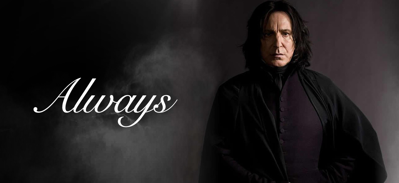 Joker Hd Wallpaper With Quotes Harry Potter Fans And Co Stars Remember Alan Rickman With
