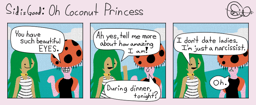 Oh Coconut Princess