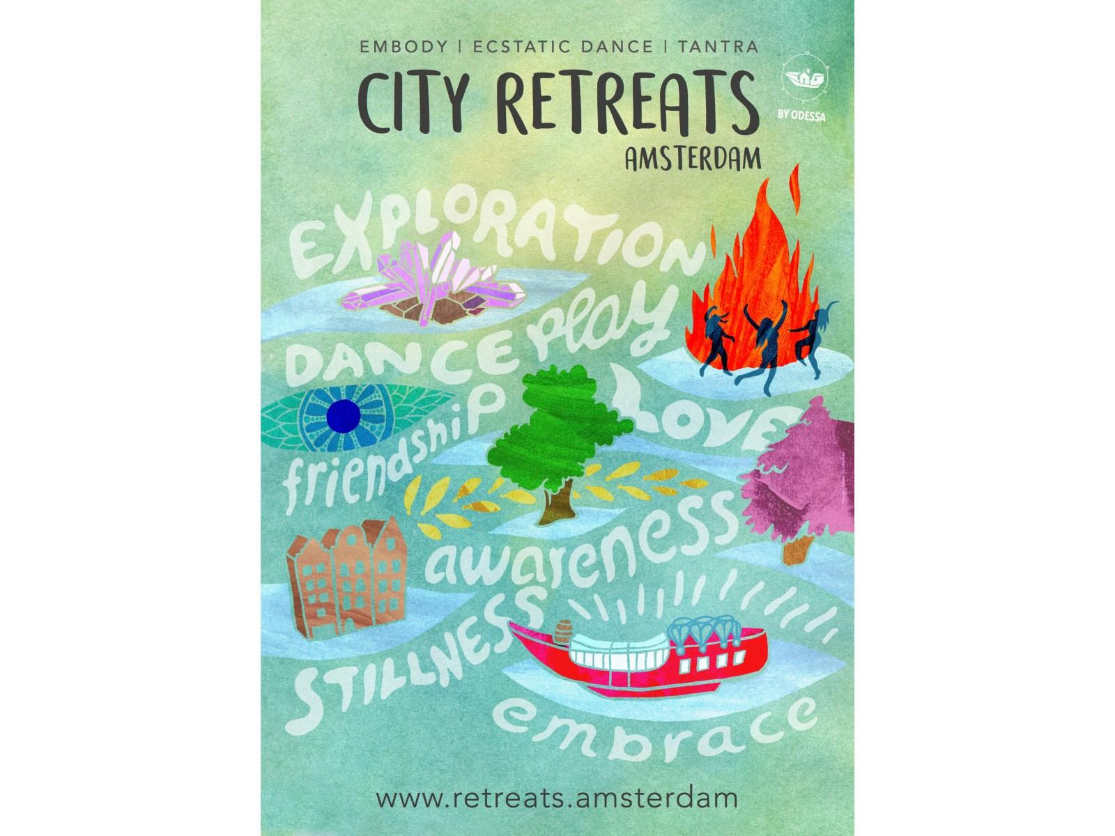 City Retreats Poster 2017