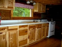 cherry wood kitchen cabinets lowes  Roselawnlutheran