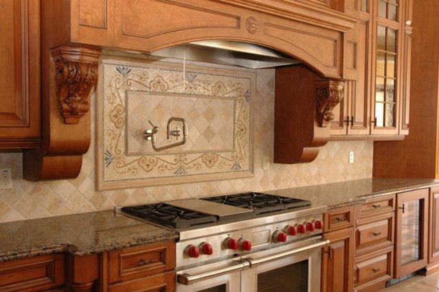100+  Beautiful Kitchen Backsplash Ideas  Kitchen 13 Beautiful - kitchen back splash ideas