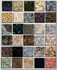 A Discussion of Granite Material for Countertops