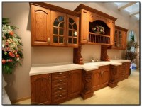 Recommended Kitchen Color Ideas with Oak Cabinets | Home ...