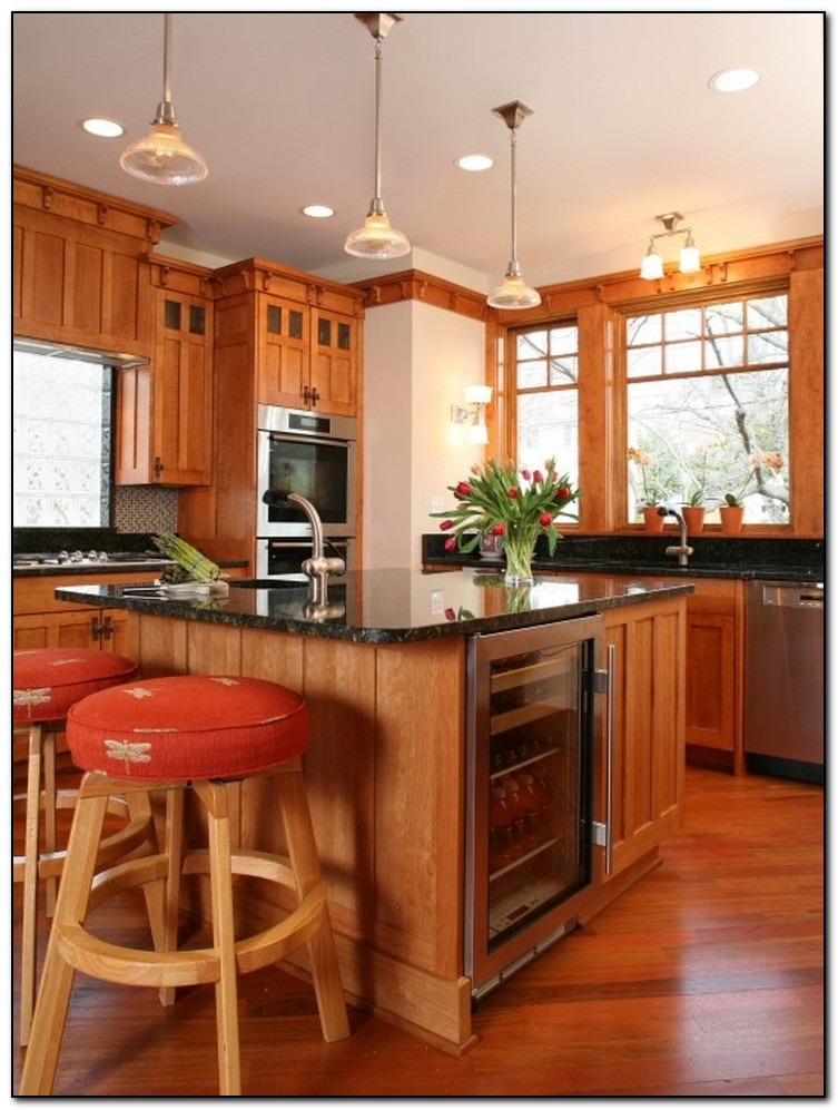Mission Style Cabinets For Modern Kitchen Home And