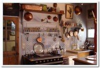Ideas for Rustic Country Kitchen | Home and Cabinet Reviews