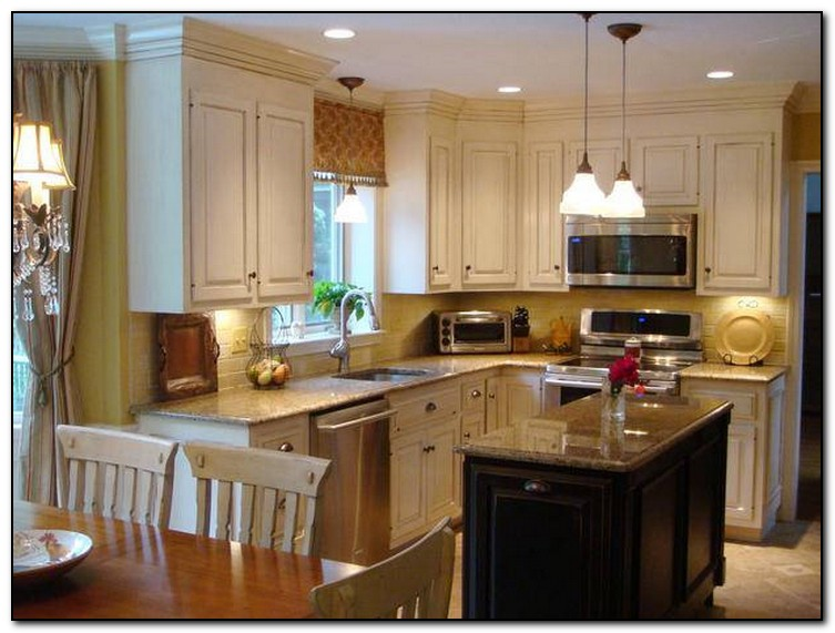 U-Shaped Kitchen Design Ideas Tips Home and Cabinet Reviews - small kitchen design ideas photo gallery