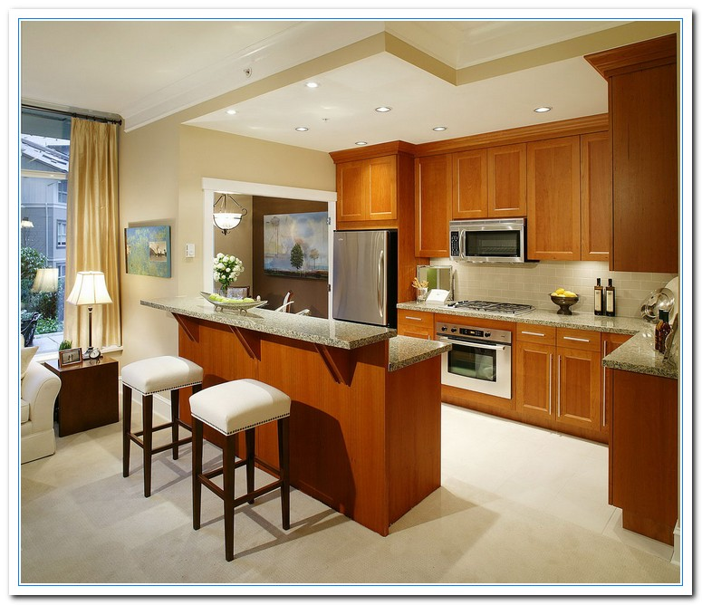 28+  Small Kitchens With Islands Designs  Breathtaking Small - kitchen designs for small kitchens