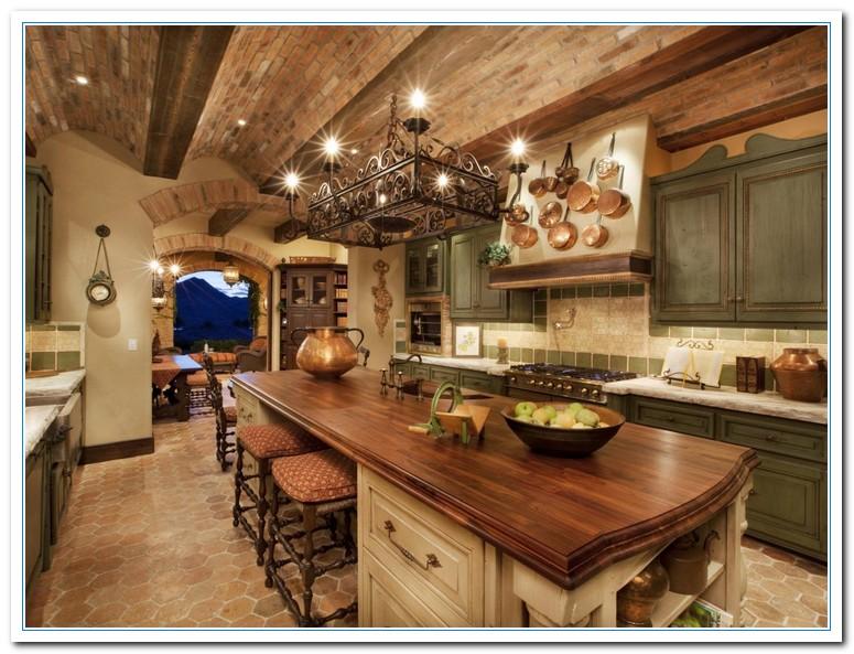 √ Tuscan Style Kitchen Design Ideas Dandk Organizer