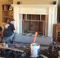 Fireplace Insert Custom Installations - Jackson CA ...