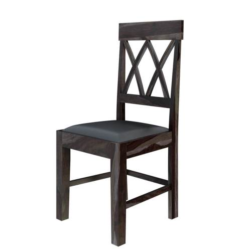Compelling Antwerp Farmhouse Solid Wood Pineapple Back Rustic Chair Rustic Chairs Room Rustic Chairs Diy
