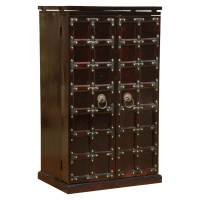 Mexico Traditional Handcrafted Solid Wood Expandable Wine ...