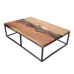 Small Of Live Edge Coffee Table