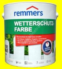 Remmers Wetterschutzfarbe, deckende Holzfarbe Farbe Innen ...
