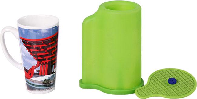 3d Sublimation Silicone Mold Mug Clamp For 12oz Cone Mugs
