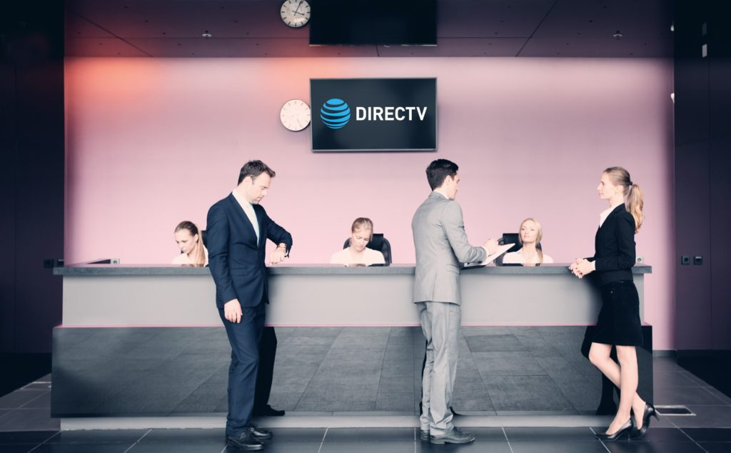 Customer Support for DIRECTV Hotel Installations - Signal Connect