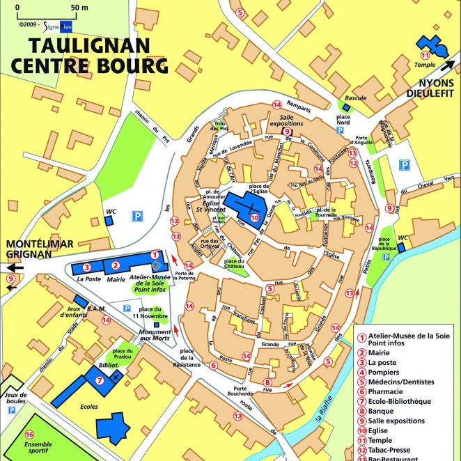 Plan Taulignan centre (26)